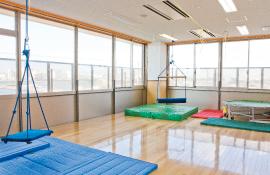感覚統合療法室