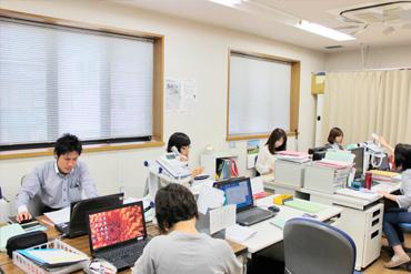 治療教育室(相談部門)
